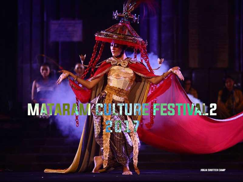 Jogja Sukses Gelar Mataram Culture Festival 2