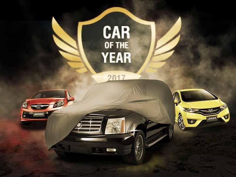 Mencari Referensi Mobil Idaman Dari Gelaran Car Of The Year 2017